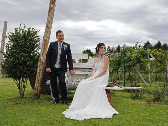 Il matrimonio di Andrea e Veronica a Cislago, Varese 54