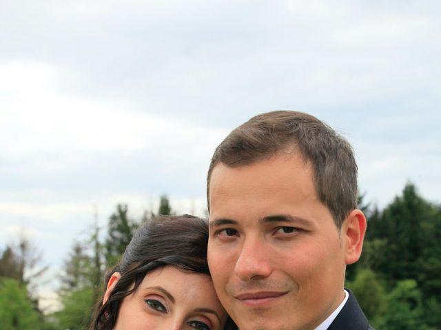 Il matrimonio di Andrea e Veronica a Cislago, Varese 55