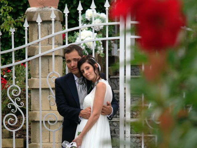 Il matrimonio di Andrea e Veronica a Cislago, Varese 56