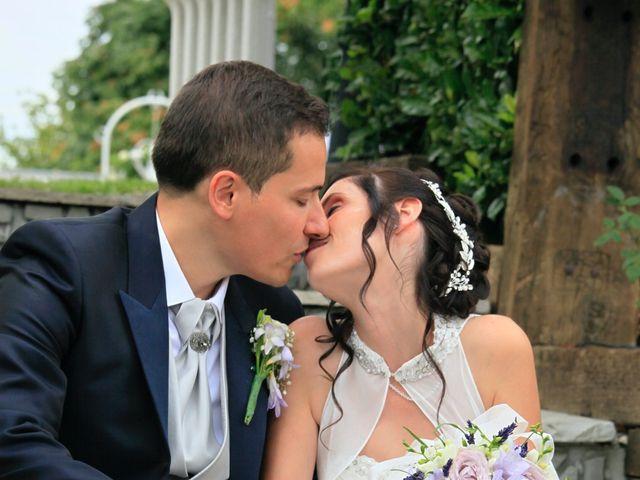 Il matrimonio di Andrea e Veronica a Cislago, Varese 59