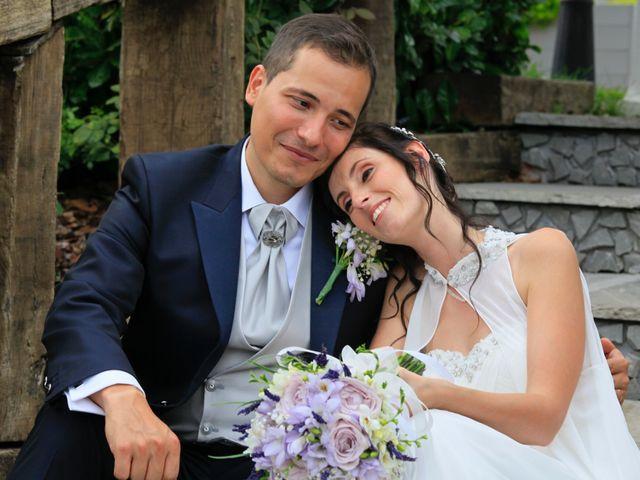 Il matrimonio di Andrea e Veronica a Cislago, Varese 60
