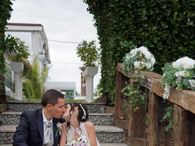 Il matrimonio di Andrea e Veronica a Cislago, Varese 61