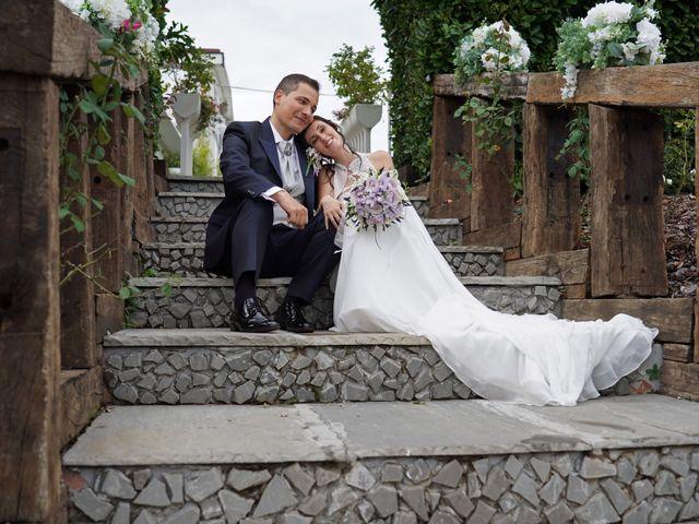 Il matrimonio di Andrea e Veronica a Cislago, Varese 62