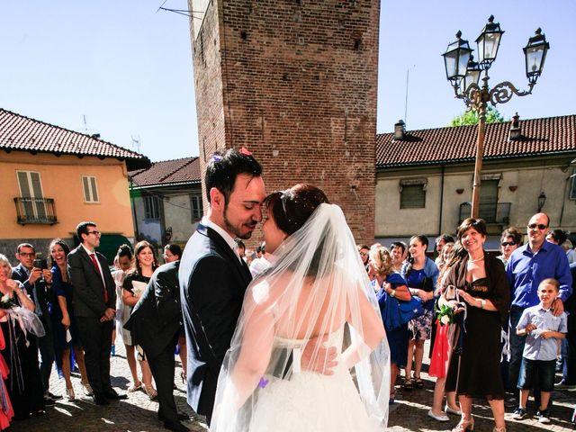 Il matrimonio di Luca e Cassandra a Grugliasco, Torino 23