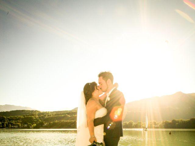 le nozze di Cassandra e Luca
