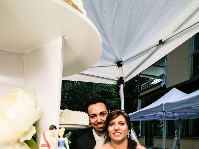 Il matrimonio di Luca e Cassandra a Grugliasco, Torino 31