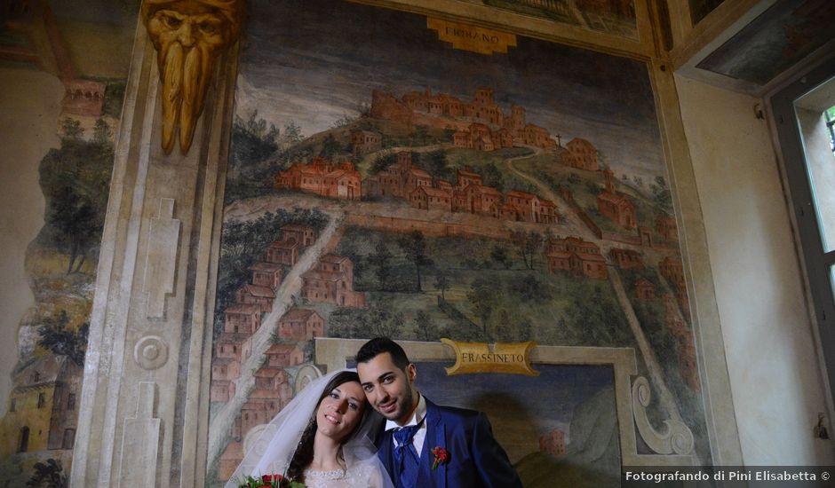 Il matrimonio di Stefano e Sara a Castelvetro di Modena, Modena