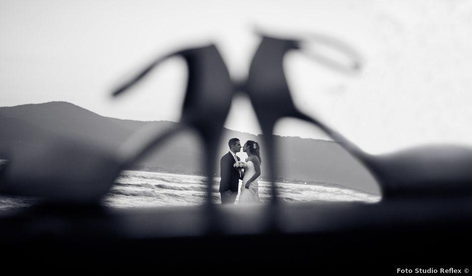Il matrimonio di Andrea e Eleonora a Carrara, Massa Carrara