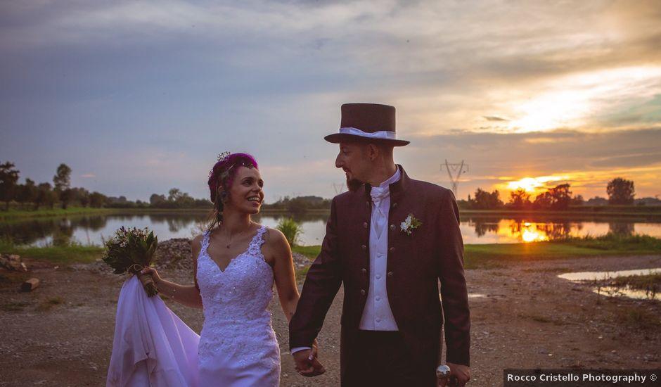 Il matrimonio di Alessandro e Patrizia a Cremona, Cremona