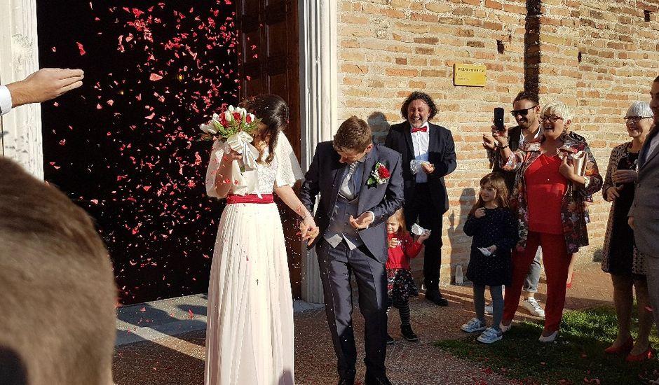Il matrimonio di Francesco e Giulia a Bagnacavallo, Ravenna