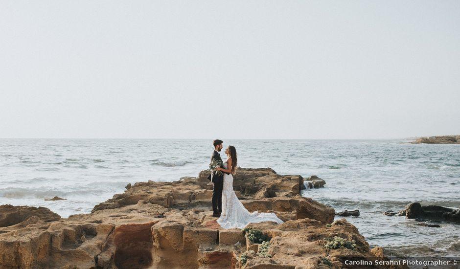 Il matrimonio di Jeff e Angela a Mazara del Vallo, Trapani