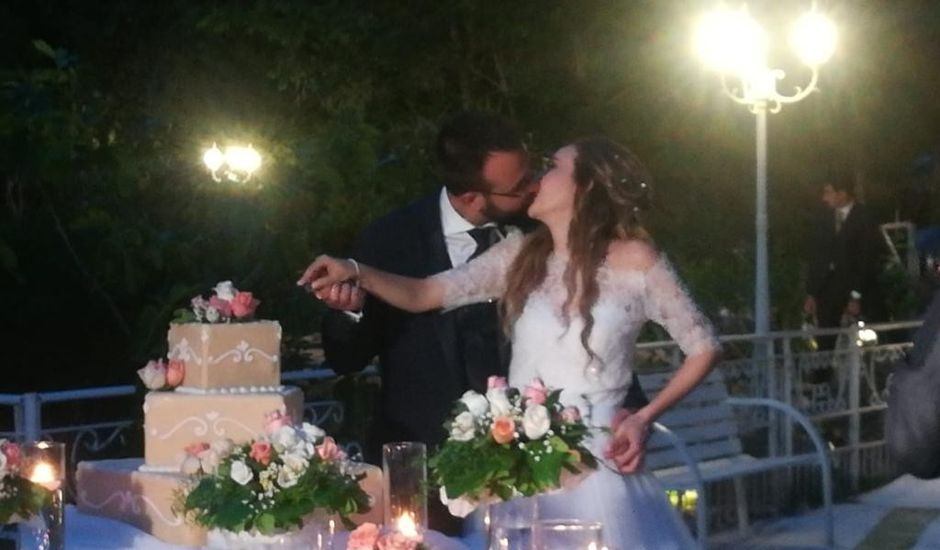 Il matrimonio di Vanessa e Ernesto a Foggia, Foggia