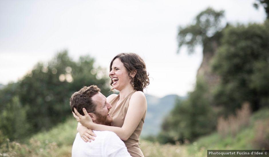 Il matrimonio di Thomas e MariaGiulia a Scandiano, Reggio Emilia