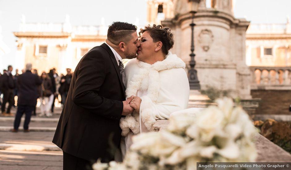 Il matrimonio di Marco e Elisabetta a Guidonia Montecelio, Roma
