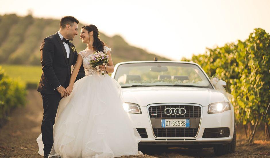 Il matrimonio di Stefano e Ilaria a Dolianova, Cagliari