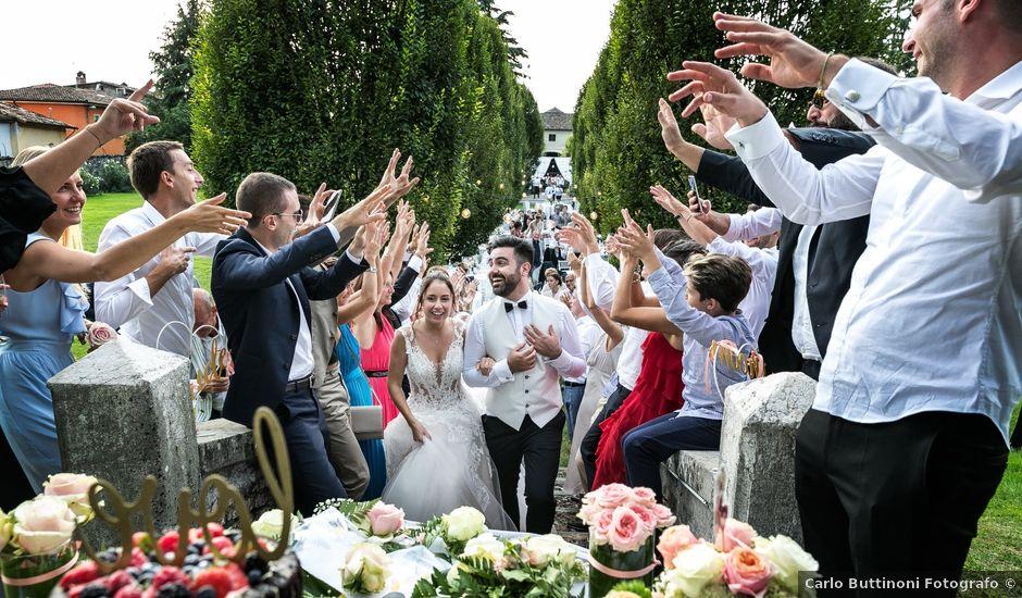 Il matrimonio di Gabriele e Chiara a Montichiari, Brescia