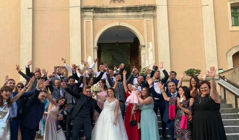 Il matrimonio di Lucia e Umberto a Sellia, Catanzaro