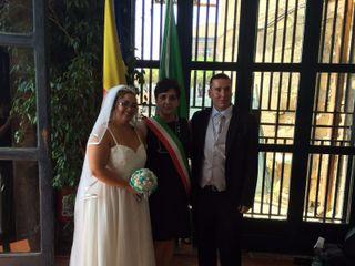 Le nozze di Eimi e Gennaro 1