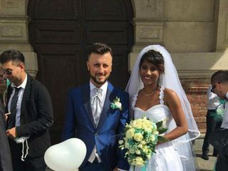 Le nozze di Andrea e Anoushka 1