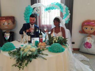 Le nozze di Andrea e Anoushka