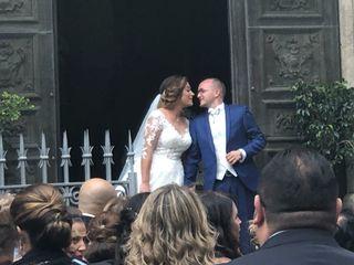 Le nozze di Erika e Rosario