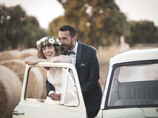 Le nozze di Dario e Mina