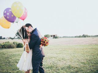 Le nozze di Irene e Christian