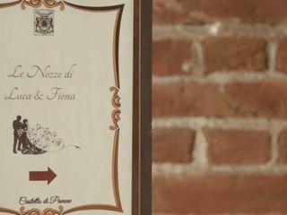 Le nozze di Luca e Fiona 1