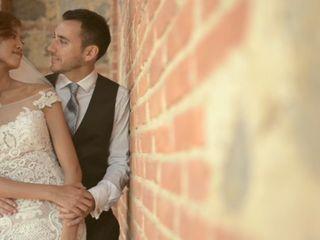 Le nozze di Luca e Fiona