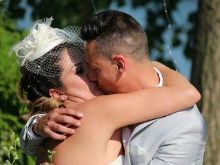 Le nozze di Francy e Fabio