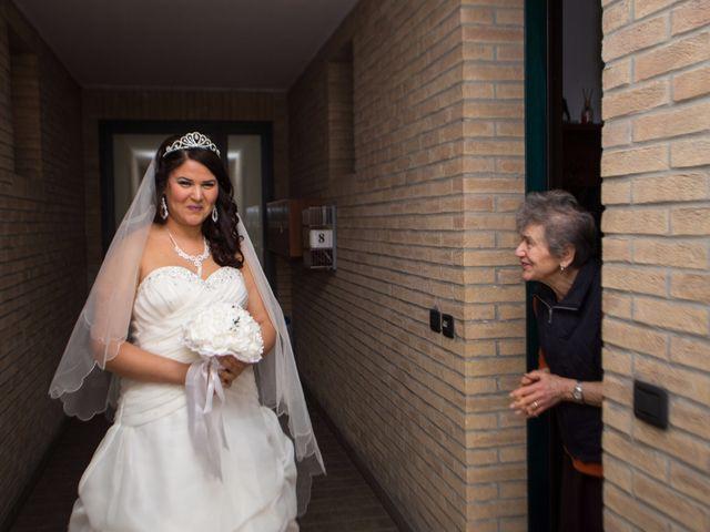 Il matrimonio di Luigi e Siham a Cavriago, Reggio Emilia 12