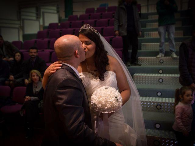 Il matrimonio di Luigi e Siham a Cavriago, Reggio Emilia 14