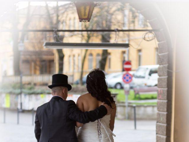 Il matrimonio di Luigi e Siham a Cavriago, Reggio Emilia 21