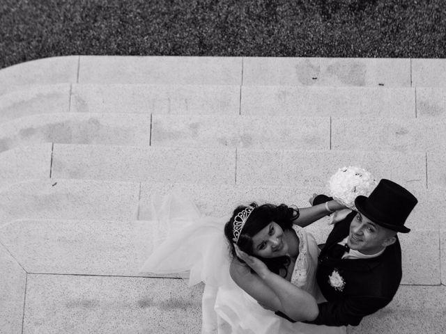 Il matrimonio di Luigi e Siham a Cavriago, Reggio Emilia 28