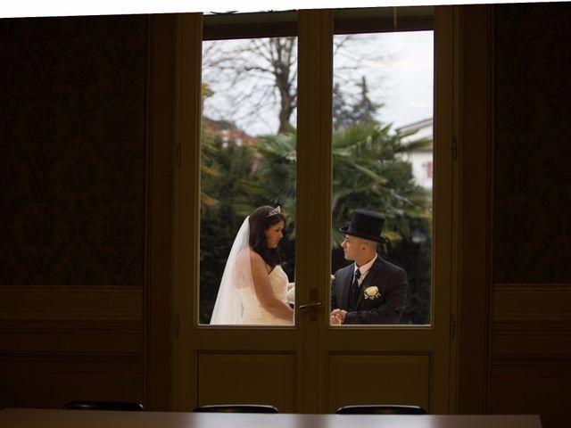 Il matrimonio di Luigi e Siham a Cavriago, Reggio Emilia 29