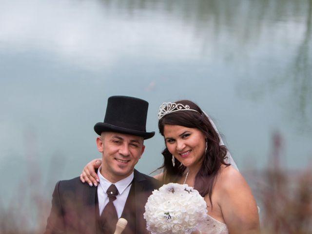 Il matrimonio di Luigi e Siham a Cavriago, Reggio Emilia 34