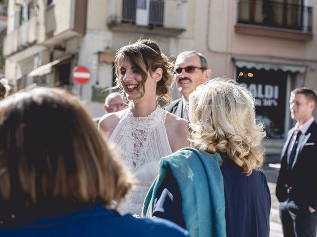 Il matrimonio di Marco e Idaline a Itri, Latina 9
