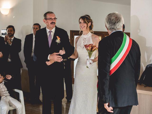 Il matrimonio di Marco e Idaline a Itri, Latina 10