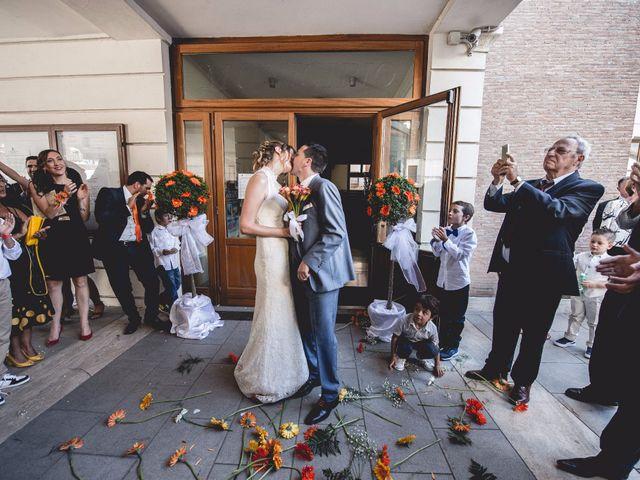 Il matrimonio di Marco e Idaline a Itri, Latina 17