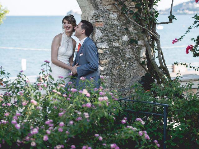 Il matrimonio di Marco e Idaline a Itri, Latina 19