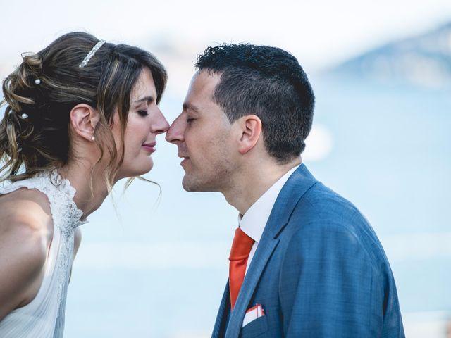 le nozze di Idaline e Marco