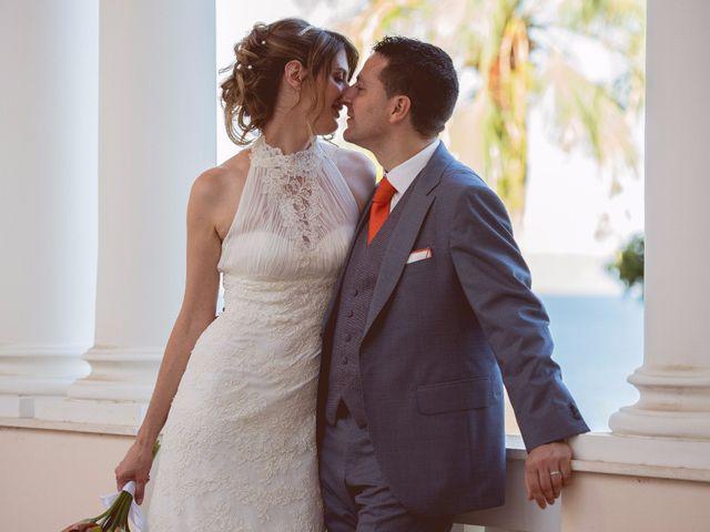Il matrimonio di Marco e Idaline a Itri, Latina 22