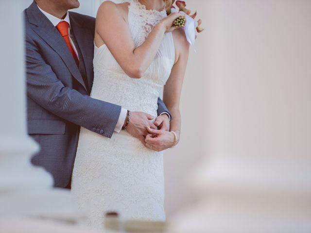 Il matrimonio di Marco e Idaline a Itri, Latina 23