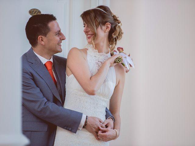 Il matrimonio di Marco e Idaline a Itri, Latina 24