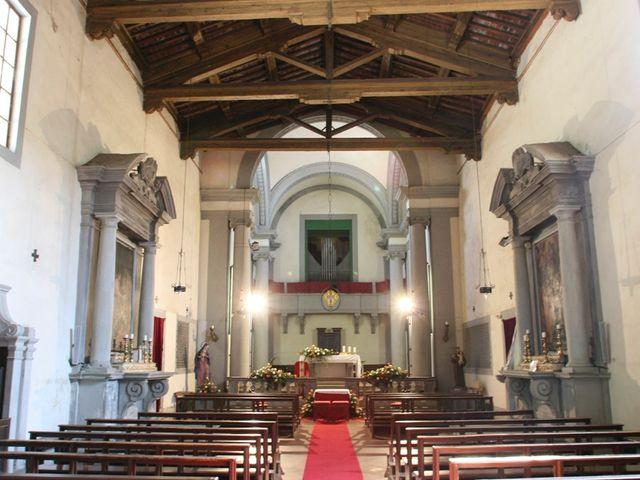 Il matrimonio di Simone e Valentina a Montemurlo, Prato 1