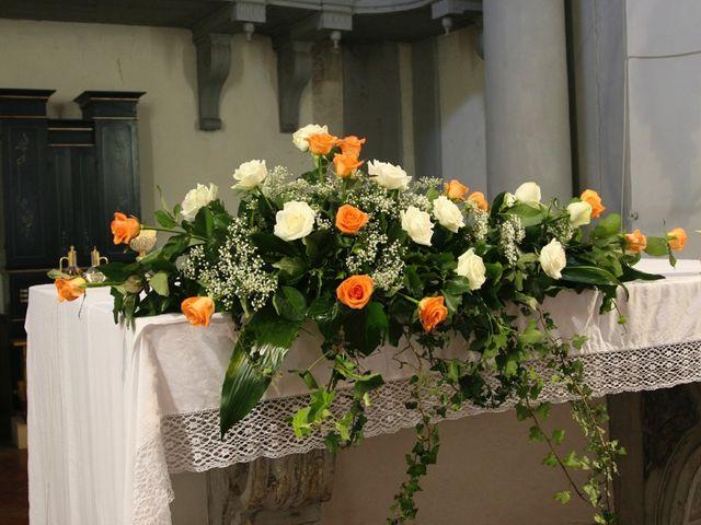 Il matrimonio di Simone e Valentina a Montemurlo, Prato 2