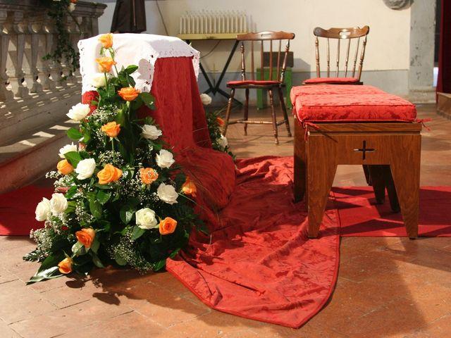 Il matrimonio di Simone e Valentina a Montemurlo, Prato 3