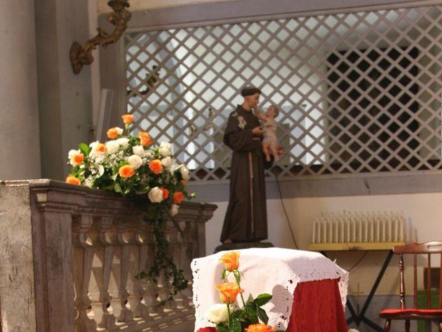 Il matrimonio di Simone e Valentina a Montemurlo, Prato 4