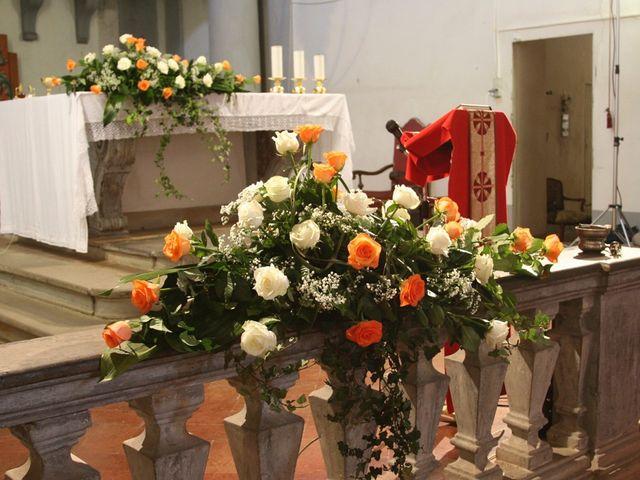 Il matrimonio di Simone e Valentina a Montemurlo, Prato 5