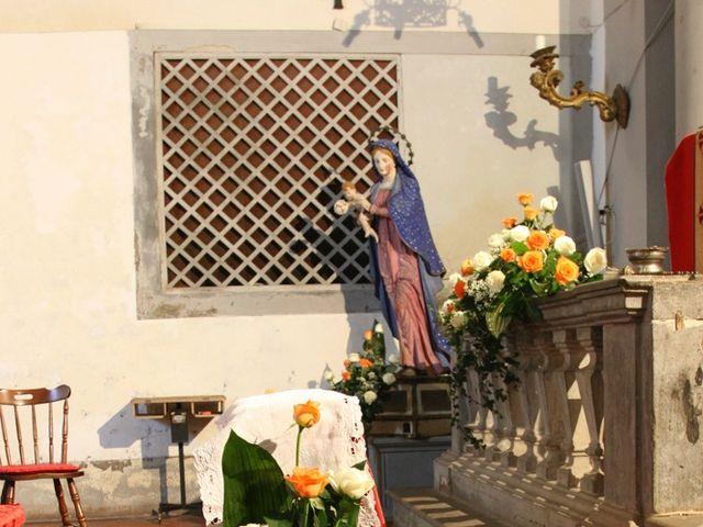 Il matrimonio di Simone e Valentina a Montemurlo, Prato 6